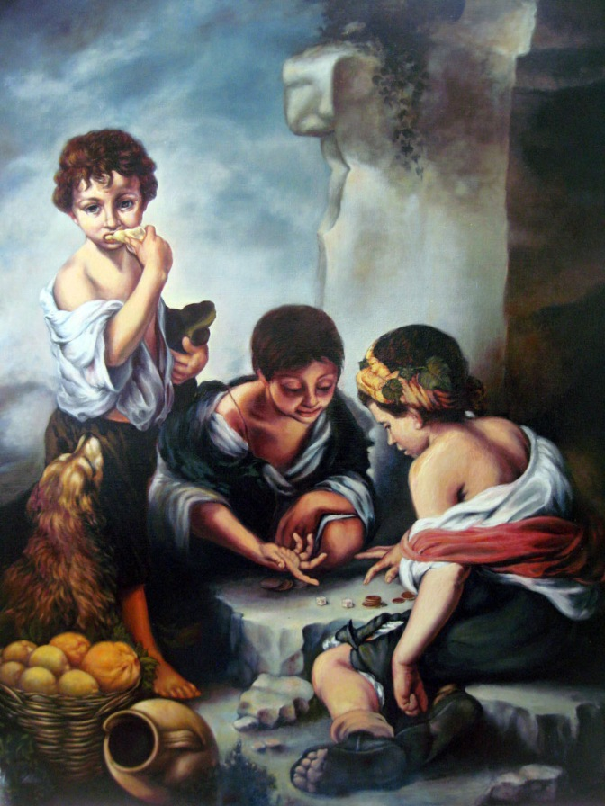 Murillo Óleo sobre lienzo